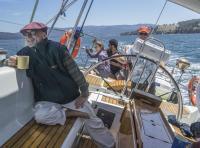 Sailing Helsal IV