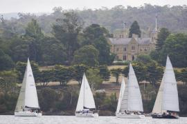 Hobart Yachts Corporate Regatta